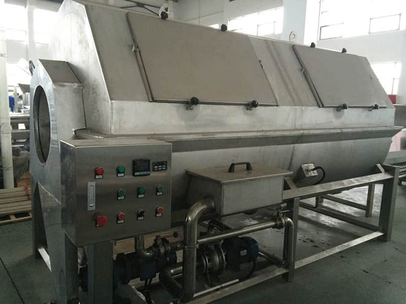 GSP Spiral Blanching Machine